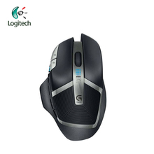 Logitech G602 Wireless 2.4G Gaming Mouse Gamer Mice 2500DPI Laser Ergonomic with 250 Hour Battery Support Official Verification