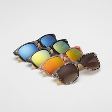 Summer fashion bamboo sunglasses, high quality women's sunglasses to prevent outside glasses Sun Glasses Shades lunette oculo(China)