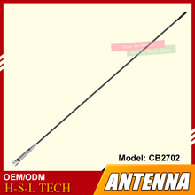 Flexible Mobile Whip Dual Band Antenna 29.6MHz HF Antenna For Mobile Car Walkie Talkie Car radio Accessory Car Radio Antenna