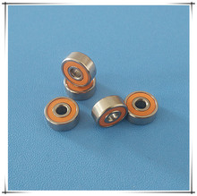 Free Shipping For NOVATEC/RITCHEY/TOKENFORMULA 2PCS S699 2RS  CB ABEC7 9X20X6mm Stainless Steel Hybrid Ceramic Bearings