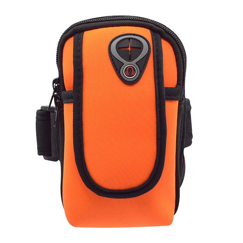 Cycling Mobile Phones Arm Bag