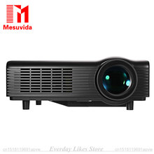 Original Co680 3D LCD Projector 4000 Lumens 800*600 Full HD 1080P Wifi Media Player for Home Office Education Theater Projector