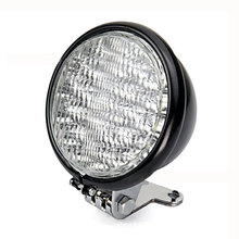 2Pcs 5.15'' 35W  LED Angle Eyes Headlight With Hi / Low Beam Driving Fog Lights For Car Motorcycle Truck SUV