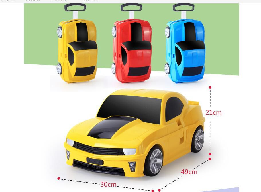 Set de coche de carreras o para mujeres peque/ñas Negro Bolsa de deporte M1 STEFANO Ma/ße ca 4 piezas 33 x 43 cm Maleta de viaje con ruedas para ni/ños