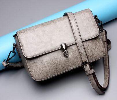 Fashion newest design genuine leather womens popular handbag vintage small shoulder bag simple female messenger  bag e-998*<br>