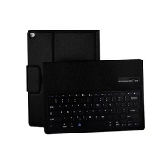 2 in 1 For Apple For iPad pro 12.9 inch PU Leather Flip Wireless Bluetooth Keyboard Case Cover
