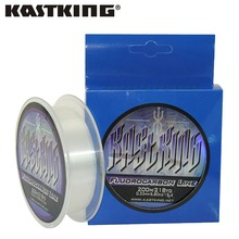 KastKing 2017 New 200M Carbon Fishing Line Nylon Fluorocarbon Line for Saltwater Fishing