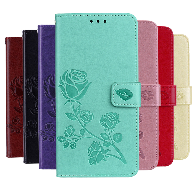 For Xiaomi Redmi 6A Case Redmi 6 Cover Soft Silicone Back Cover Redmi 6 Leather Flip Case For Xiaomi Redmi 6A 6 A A6 Phone Cases(China)