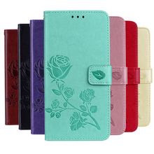 Voor Xiaomi Redmi 6A Case Redmi 6 Cover Soft Silicone Back Cover Redmi 6 Leather Flip Case Voor Xiaomi Redmi 6A 6 EEN A6 Telefoon Gevallen(China)