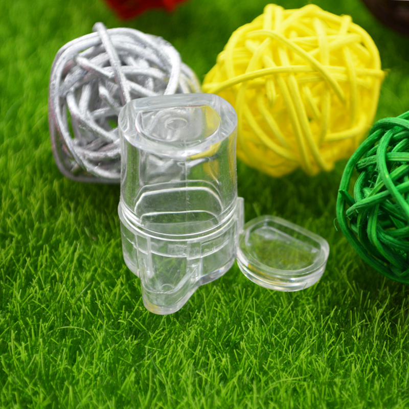 round design water feeding food feading area for ant nest ,ant farm acryl or  insect ant nests villa pet mania for house ants