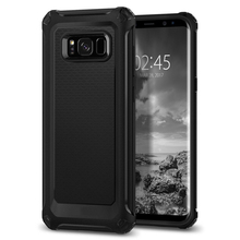 "6.2"" Original Rugged Armor Extra Case for Galaxy S8 Plus Heavy Duty Durable Anti-Drop Protective Cases for Samsung Galaxy S8+(China)"