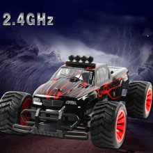 BG1502 1/16 High-Speed Car Remote Contro 2.4GHz Electric RC RTR Car Top Racing Car Gift For Boys(China)