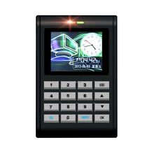 RFID Access Control Card Reader Door Access Control Machine Color Screen Employee Working Time Recorder