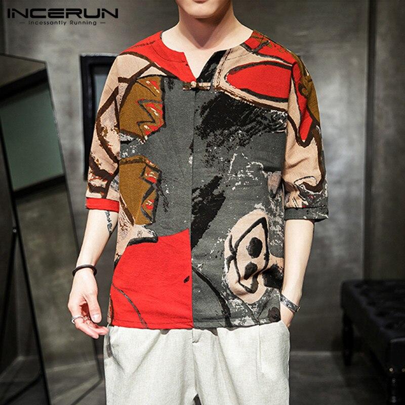 Chic Homme DRAGON Chinois Imprimé Long Pantalon Loisirs Sport lâche Coton Pantalon
