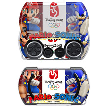 protective skin sticker for Sony PSP Go with good quality good packaging #TN-PGO-380(China)