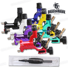 1PCS Rotary Tattoo Machine Gun Liner/Shader Free Gift 1PCS Disposable 19mm Tube&Needle