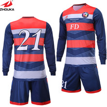 Online soccer gear thai quality wholesale soccer jerseys cheap long sleeve  couple t shirt full deepth customization free ship-in Soccer Sets from  Sports ... 7d8c1bfc2afa