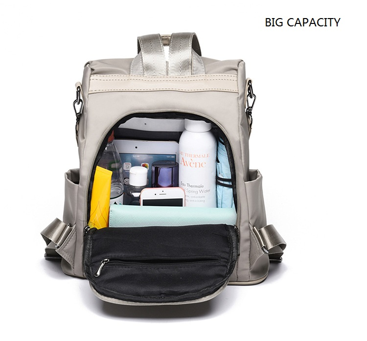 Large Capacity Backpack Women Preppy School Bags for Teenagers Female Oxford Travel Bags Girls Bear Pendant Backpack Mochilas 9 Online shopping Bangladesh