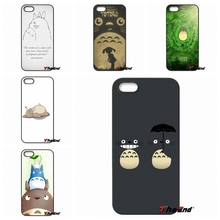 For Xiaomi Redmi Note 2 3 3S 4 Pro Mi3 Mi4i Mi4C Mi5S MAX iPod Touch 4 5 6 Original Anime My Neighbor Totoro Art Phone Cover