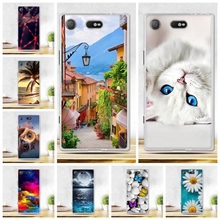 "Buy Cart Town Case Sony Xperia XZ1 Compact Cover Soft Silicon 4.6""Fundas Sony Xperia XZ1 Compact Cover Sony XZ1 Compact for $1.85 in AliExpress store"