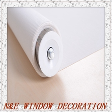 Popular roller sunscreen blinds/double-layer roller blinds/ready made curtain/curtain fabric window curtain