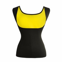 Neoprene Waist trainer modeling strap Slimming Underwear corset slimming belt Shapewear Corrective Hot Shapers Vest body shaper(China)
