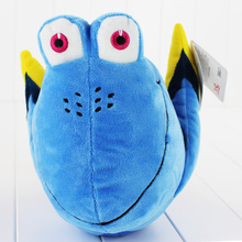 1pcs 20*30cm Cartoon Movie Finding Nemo Stuffed Plush Toy Fish Dory Doll Animal Toys for Kids Free Shipping