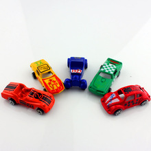 5Pcs Set Speedy Miniz Children race cars toys metal diecast truck autos models juguete voiture car die cast Kids toys for gift
