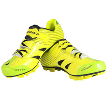 2017 New Arrival Ultralight self-locking Waterproof Cycling shoes sidebike athlete mtb breathable giant bicycle shoes