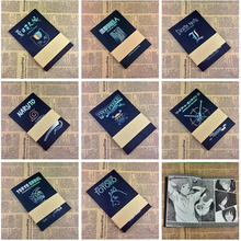 anime notebook Naruto/One Piece/Attack on titan/Sword Art Online/Death Note /Totoro/Tokyo Ghoul 8 styles Free shipping