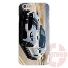 3d personalised ford mustang gt For iPhone 4S 5S SE 6S 7S Plus For Galaxy A3 A5 J3 J5 J7 S4 S5 S6 S7 2016 Soft TPU Silicon Cases