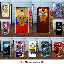 Buy AKABEILA Case Meizu Meilan 5S Case Silicone MEIZU M5S Case Patterned Cover TPU Silicone Hard Plastic M612Q M612M M612H for $1.68 in AliExpress store