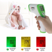 Digital LCD IR Infrared Thermometer Temperature Mete Non-contact JUN19_20
