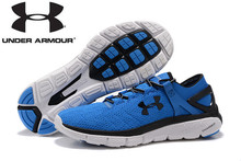 2017 New Arrivals Under Armour APOLLO 2 Light Running Shoes,Men's Breathable Outdoor Sports Shoes Summer Sneakers(China)