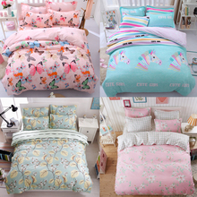 Gorgeous Pink Butterfly Floral Fashion Zebra 4Pcs Twin/Full/Queen/King Size Bedding Quilt/Duvet/Doona Cover Set & Sheet Shams