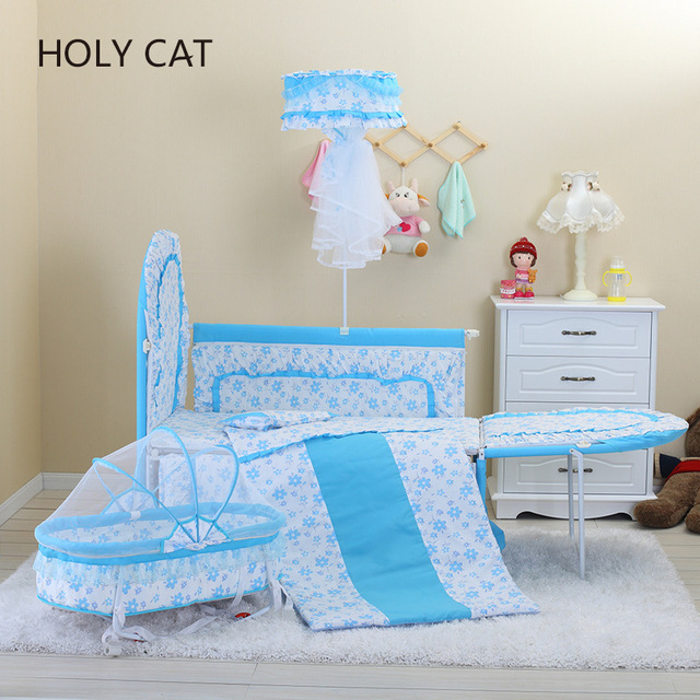 Holycat Nne Baby Carrier Korean Fabric Environmental Protection Bed Children Bb Lengthened Dc