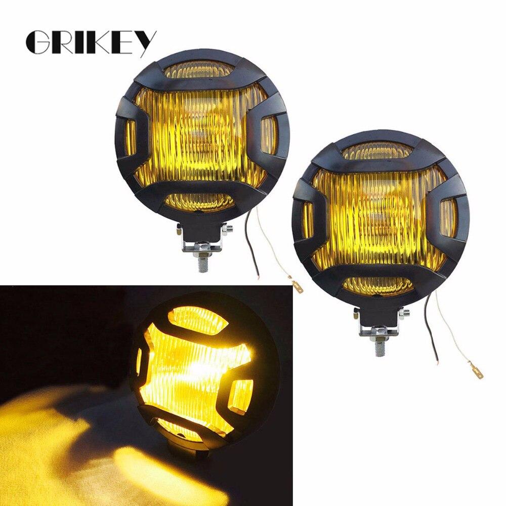 Xenon Upgrade Spot light Bulbs H3 55w Brillant White Light Road Legal