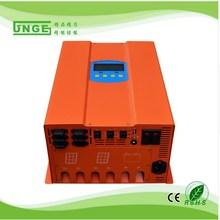 1000W12V/24V PURE SINE WAVE DC-AC INVERTER HYBRID 50A  SOLAR  CHARGE CONTROLLER ALL IN ONE MACHINE WITH AC CHARGER AND UPS