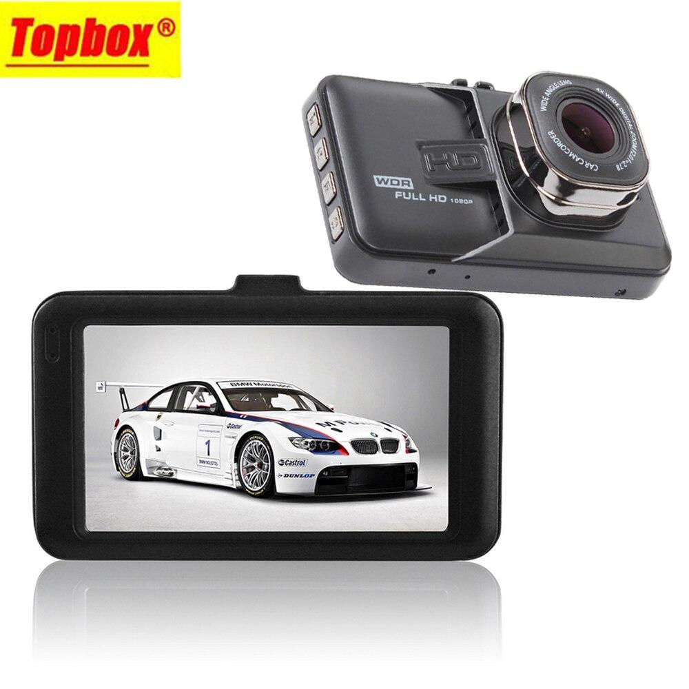100% Original Car Dvr Full HD 1080p Recorder Novatek 96223 3.0 inch Dashcam Camera FH06 Video Registrator G-sensor Dash Cam<br><br>Aliexpress