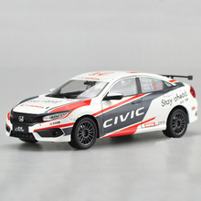 1/18 Scale Brand New JAPAN HONDA CIVIC CTCC Racing Car Diecast Metal Car Model Toy For Collection Gift Decoration Kids