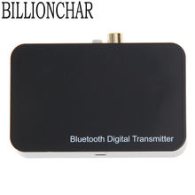 NEW High Long Range Optical Digital Bluetooth TV Transmitter with 10 Groups Memory For Home Media iPhone iPad Cellphone speaker
