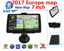 Oriana new 7 inch Car GPS Navigation 800MHZFM/8GB/DDR 128M New Maps Russia/Belarus/Kazakhstan Europe/USA+Canada TRUCK navigator