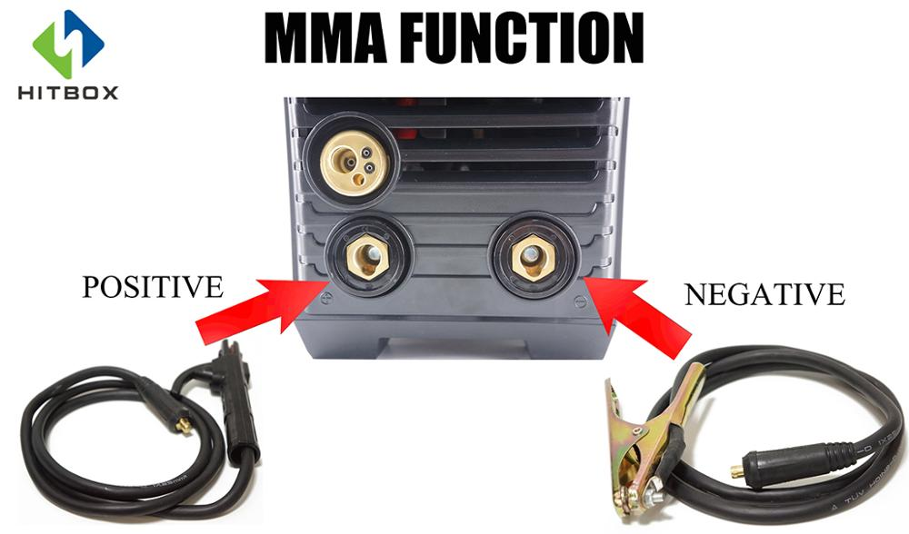 MIG200A MMA