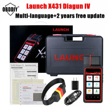 2017 New Released Launch X431 Diagun IV Powerful Diagnostic Tool with 2 Years Free Update X-431 Diagun IV Code Scanner