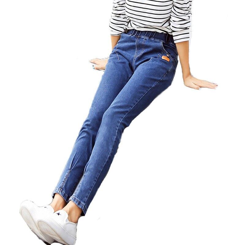 Casual pants Korean loose high waist jeans tight loose old denim harem jeans long pants High Elastic boyfriend jeans for womenОдежда и ак�е��уары<br><br><br>Aliexpress