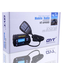 KT-8900 qyt car mobile transceiver quad band display car mount radio station for huntingmobile ham radio transceivers