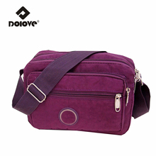 DOLOVE Good Quality 2016 New Oxford Cloth Bag Canvas Women Bags Women Messenger Bags Factory Wholesale