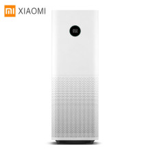 Buy Xiaomi Air Purifier Pro Intelligent OLED screen Wireless Smartphone APP Control Household Appliances CADR 500m3/h 60m3 for $327.43 in AliExpress store
