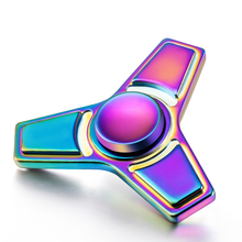 Buy spinner Fidget Spinner Alloy Metal Rainbow Colorful EDC Gyro Toys Hand Spinner for $5.19 in AliExpress store