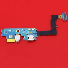 10pcs High performance Flex Cable Dock Charging Connector  For samsung Galaxy S2 i9100 Efficient USB part flex